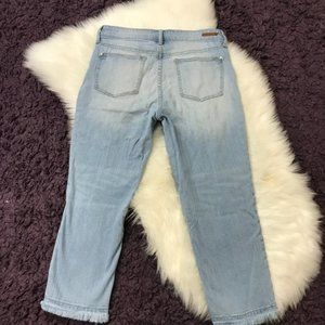 Anthropologie Jeans - Anthropologie  Mid-Rise Boyfriend Cropped Jeans 30